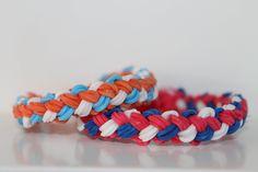 Rainbow Loom Nederlands, Double Braid, armband