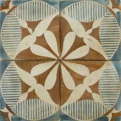 TOUAREG 1 Tile Patterns, Textures Patterns, Print Patterns, Tile Design, Pattern Design, Style Deco, Decoration Inspiration, Wall And Floor Tiles, Mosaic Tiles