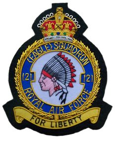 RAF 121 Eagle Squadron