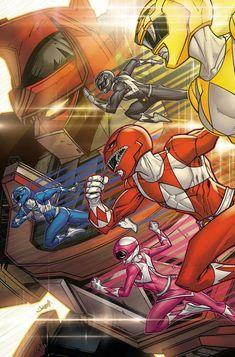 Power Rangers Fan Art, Power Rangers Comic, Power Rangers Cosplay, Mighty Morphin Power Rangers, Desenho Do Power Rangers, Gi Joe, Wanted Movie, Power Rengers, Monsters