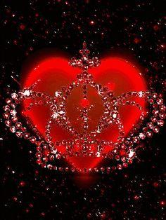 Heart Gif i Heart Wallpaper, Love Wallpaper, Cellphone Wallpaper, Love Heart Images, Love You Images, Beautiful Love Pictures, Beautiful Gif, Gif Bonito, Beautiful Rose Flowers