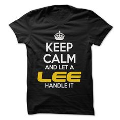 #awesomekeepcalmshirt #itumkeepcalmandletbocoumhandleitcalmbocook #leehandleit #tshirts... Awesome T-shirts (Men'S T Shirts Full Sleeves) Keep Calm And Let ... LEE Handle It - Awesome Keep Calm Shirt   - SuperTshirt  Design Description: If you are LEE or loves one. Then this shirt is for you. Cheers !!!   If you don't utterly love this design, you'll SEARC... Check more at...