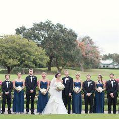 Elegant Formal Wedding Attire