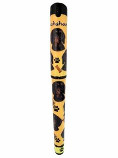 Dachshund Pen Easy Glide Gel Pen, Refillable With A Perfect Grip, Great For Everyday Use, Perfect Dachshund Gifts For Any Occasion * See this great product.