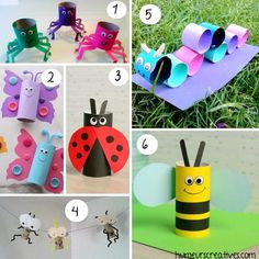 Find more than 80 ideas for crafts for kids to make with rolls of toilet paper. favorite characters, animals, vehicles, motor games and more! 3 Bedroom Floor Plan, Japanese Poster Design, Paper Crafts, Diy Crafts, Toilet Paper Roll, Crafts For Kids To Make, Travel Design, Deco Mesh Wreaths, Typography Poster