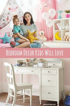 Cute Kid Bedrooms Decorating ideas - The most delightful notes to organize a super exciting diy kid bedrooms home decor . Decor idea provided on this moment 20190210 , exciting post id 1142937445 Girl Apartment Decor, Rooms Home Decor, Bedroom Decor, Decor Room, Bedroom Ideas, Twin Girl Bedrooms, Girls Bedroom, Twin Girls, Cool Beds For Kids