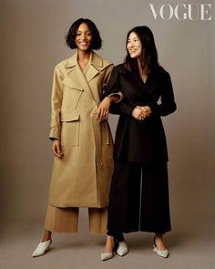 Meet The BFC/Vogue Designer Fashion Fund 2018 Finalists (British Vogue)
