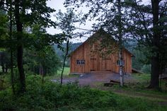 Kate & Nick's Back-to-the-Land Vermont Home (and Yurt!)