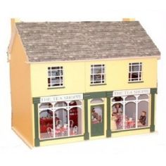 Olde English Tea Shoppe Kit Doll House