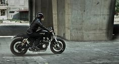 XJR400 Cafe Racer - ZIFE Design