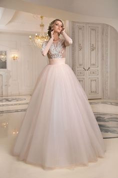 Charme Gaby Bridal Gown is the only retailer of Tatiana Kaplun wedding dresses in the USA!