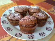 Hasta la Kocina y Más Allá: Muffins Alados o Con Sombrero