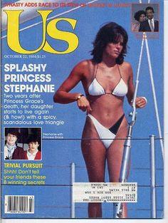 Princess Stephanie Dynasty Morgan Fairchild Bill Wyman Sutter Brothers US 1984   eBay