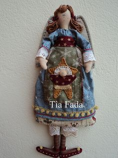 Anja da Natividade by Tia Fada, via Flickr