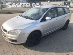 Ford Focus | Sauto.cz Ford Focus, Vehicles, Car, Automobile, Cars, Vehicle, Autos, Tools