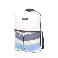 """I'm still a fan of """"Freitag"""" - stylisch version of the backpack ❤️ Freitag Bag, Fabric Bags, Leather Bag, Shopping Bag, Gym Bag, Backpacks, Canvas, My Style, Fashion"""