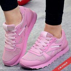 SKU: N1G7BINNTG07V5 Color: MINT GREEN, PINK Size: 37, 38, 40 Category: Shoes > Sneakers Price: US $39.86 | PKR 4249… #Vivoren #Fashion