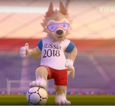 Lobo Rusia 2018