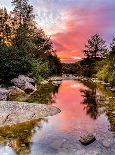 River Dragonja - Slovenia