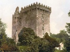 Blarney Castle. County Cork, Ireland