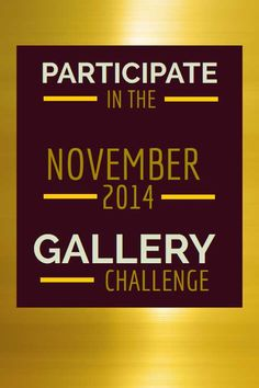 November Gallery Challenge! Paper Crafts & Scrapbooking blog