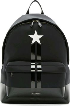 black backpack - rucksack