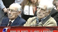Condenaron a 50 años de cárcel a Rafael Videla por el robo de bebés durante la dictadura