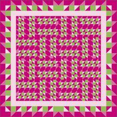 Making Moose Tracks: Denise Starck offers some alternate color ideas!