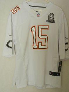 0cdb585b7b2 Brandon Marshall Chicago Bears 2014 Pro Bowl jersey size 56 Nike sewn  #Bears Brandon Marshall