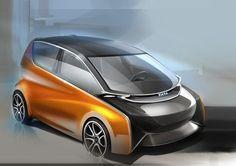 Tata Compact Spacious Hatch/MUV on Behance: