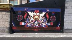 Ciudad y Poder / ¿Qué hay detrás de los murales de Roncopollo?
