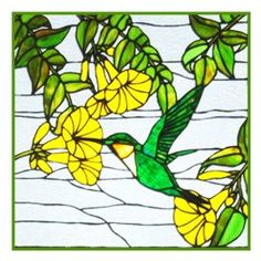 Orenco Originals Hummingbird inspired by the work of Art Nouveau ...