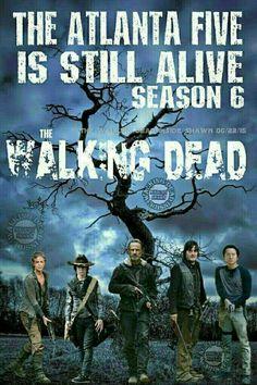 Yes! The Walking Dead season 6!