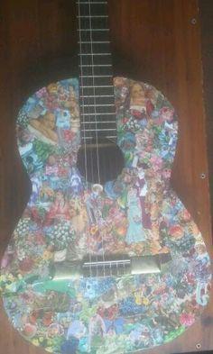 modge podge guitar