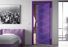 Interior Design, The Exciting Innovation Also Beautiful White Wall Also Cute Door Color Design Also Decorating Interior Door Also Glass Door: The Interesting Design For The Room On The 2015 By Using The Best Of Decorative Interior Doors Idea