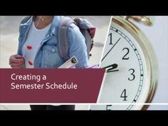 Creating a Semester Schedule Teacher Exam, Teacher Vacancy, Job Test, Online Registration, Test Preparation, Online Form, Picture Story, Apply Online, Political Science