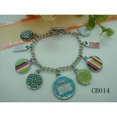Coach Outlet Bracelet 1116 http://www.theredstyle.com/