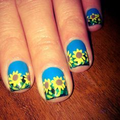 these nails . cute!