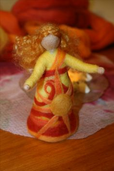 Sun Goddess by MOLICAAustralia
