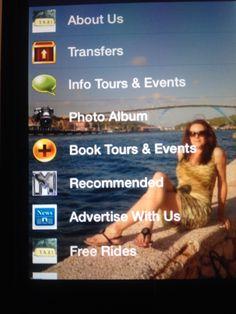Curaçao Taxi Max App.
