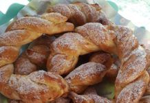 Cukros kifli, mindig nagyon szerettem, de most végre én is el tudom készíteni! Pretzel Bites, Minion, French Toast, Bread, Breakfast, Food, Morning Coffee, Brot, Essen