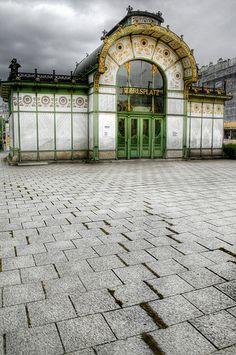 Karlsplatz Station, Vienna, Austria