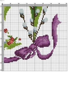 Cross Stitch Bird, Cross Stitch Flowers, Easter Cross, Hand Embroidery, Crochet, Pattern, Holidays, Cross Stitch Samplers, Cross Stitch Embroidery