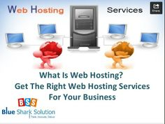 The Blue Shark Solution is one of the leading PHP Web Development ,Website Design and Web hosting Company, which is providing the best Ecommerce Solutions for clients. The firm also provides cheap web ... http://www.slideshare.net/seoservicescompany/what-is-web-hosting-get-the-right-web-hosting-services-for-your-business-31476139