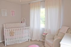 Keira's Nursery: The Room // homerandruth.com