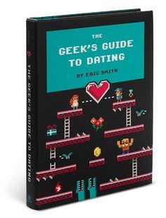 #geek - #gadgets The Geek's Guide to Dating - @ www.AmericasMall.com/thinkgeek-gadgets