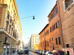 Via Principe Amedeo nel Roma, Lazio
