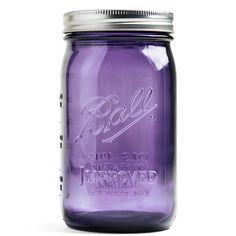 Ball Mason Jar | Paars | De originele uit de VS