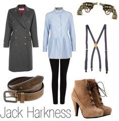 Captain Jack Harkness - Torchwood
