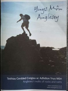 Ynys Mon Anglesey: Anglesey's walks of rocks and ruin